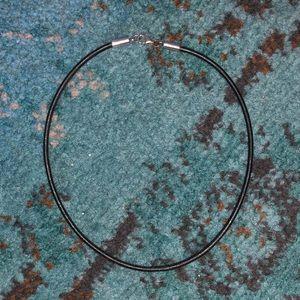 Leather Pandora Necklace